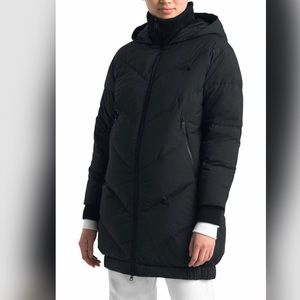 The North Face Albroz Hooded Down Parka